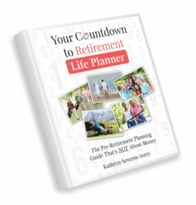 Your Countdown to Retirement Life Planner